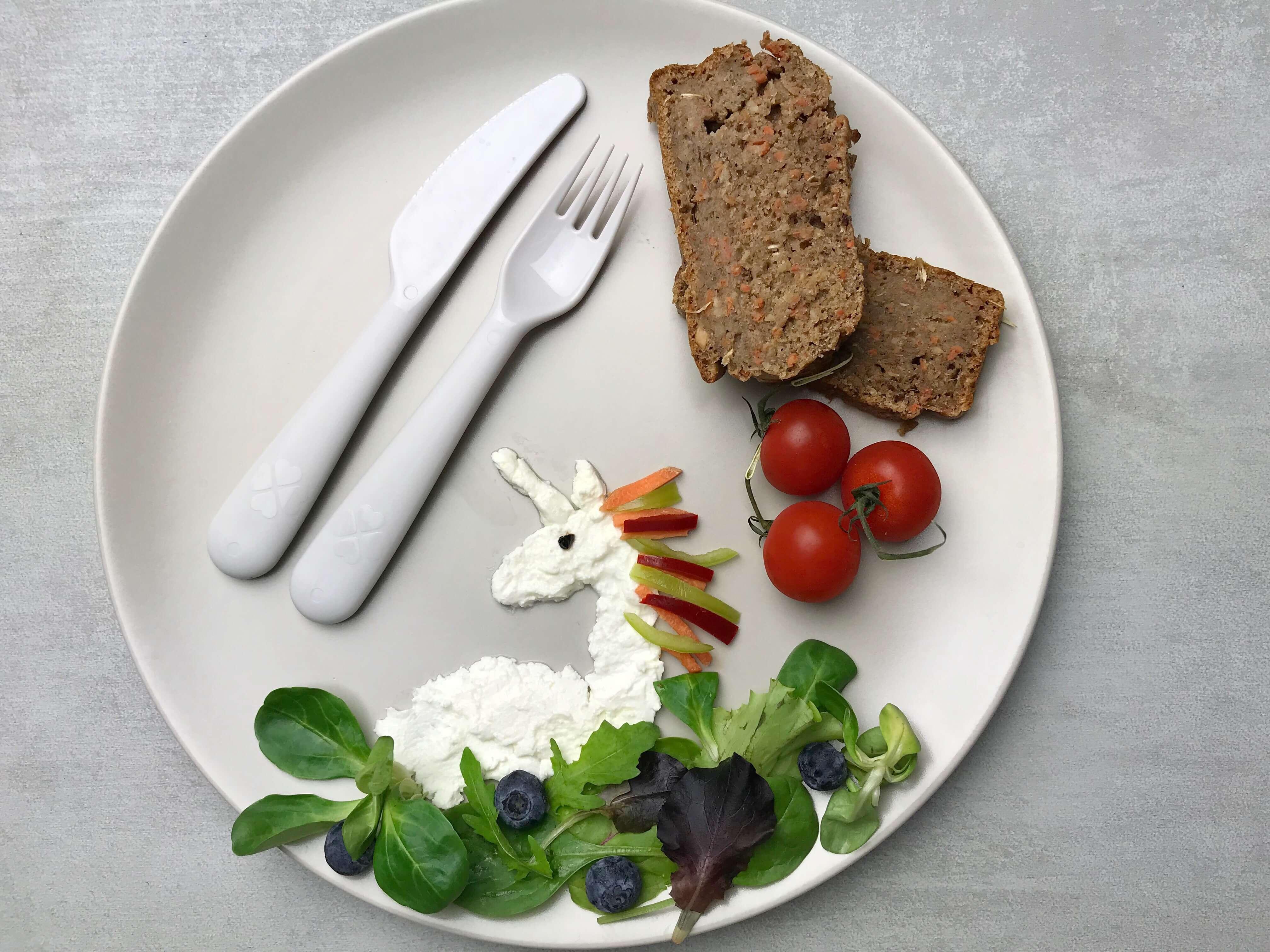 bread-banana-carrot-recipe-healthy-Iceberg Salat Centar